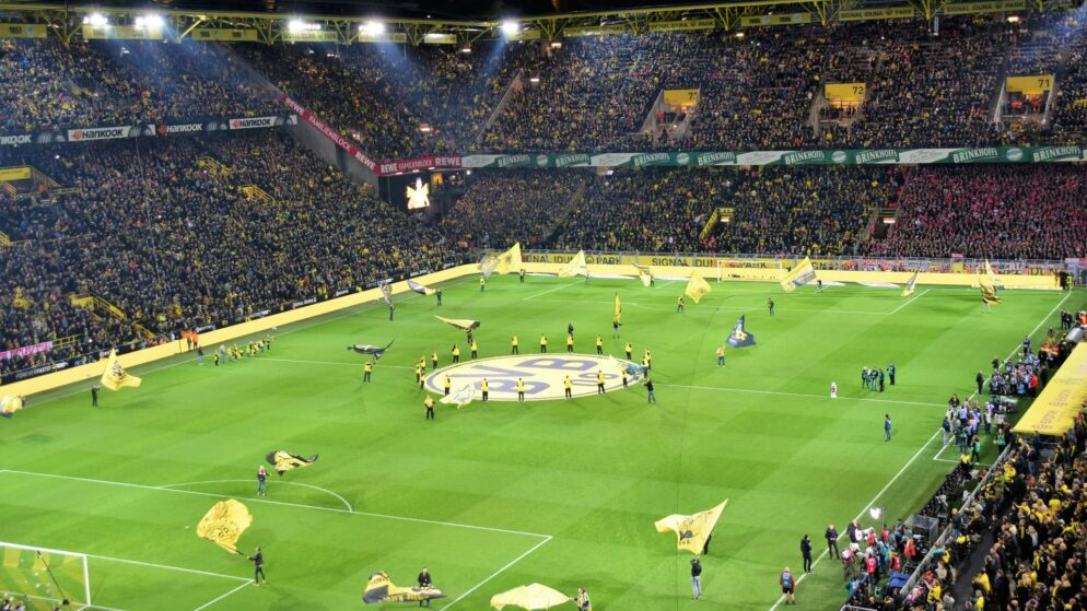 Borussia Dortmund Interimstrainer